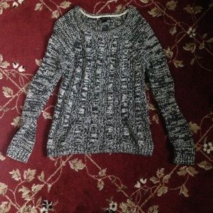 Forever 21 marbled sweater